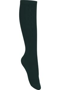 3 Pk Cable Knee Hi Socks by Classroom Uniforms, Style: 5HF102-HUN